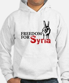Victory for Syria Hoodie