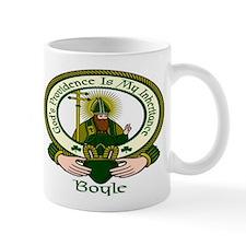 Boyle Clan Motto Mug