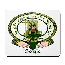 Boyle Clan Motto Mousepad