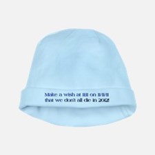 Unique Make wish baby hat