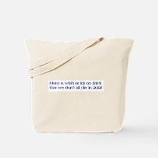 Unique Make a wish Tote Bag