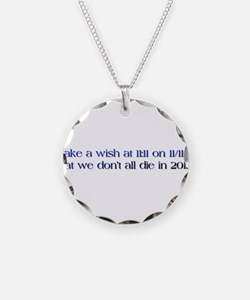 Cute Make a wish Necklace