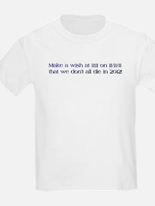 Funny Make wish T-Shirt