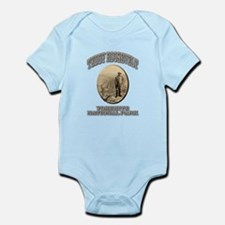 Roosevelt At Yosemite Infant Bodysuit
