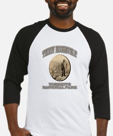 Roosevelt At Yosemite Baseball Jersey