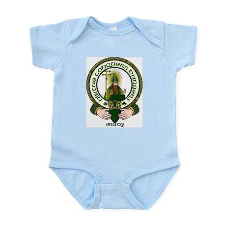 Brady Clan Motto Infant Bodysuit