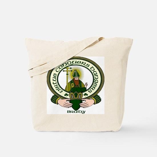 Brady Clan Motto Tote Bag