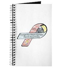 Sammy Gibson CDH Awareness Ribbon Journal