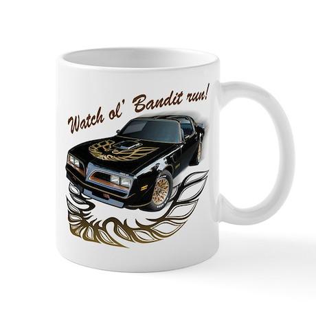 Watch ol' Bandit Run Mug