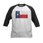 Vintage Texas Kids Baseball Jersey