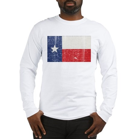 Vintage Texas Long Sleeve T-Shirt