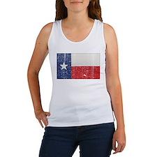 Vintage Texas Women's Tank Top