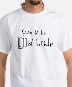 Soon Ellis' Bride Shirt