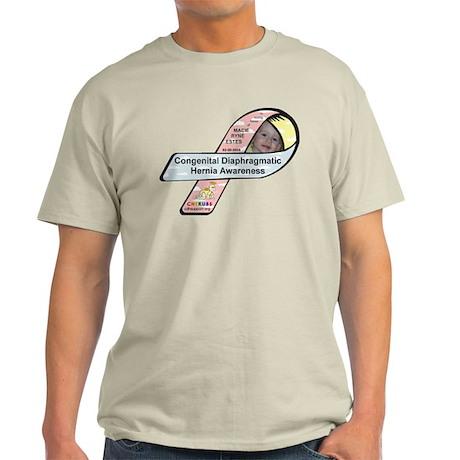 Macie Ryne Estes CDH Awareness Ribbon Light T-Shir