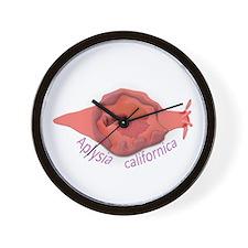 Sea hare Wall Clock