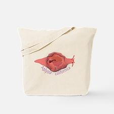 Sea hare Tote Bag