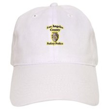 L A County Safety Police Baseball Cap