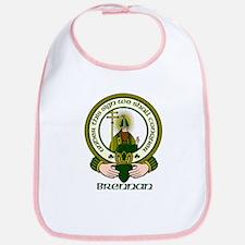 Brennan Clan Motto Bib