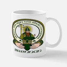 Brennan Clan Motto Mug