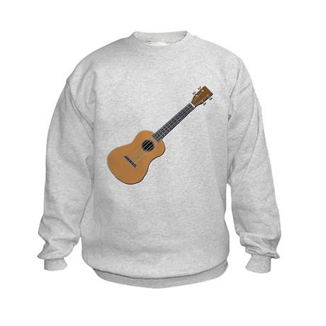 ukulele Kids Sweatshirt