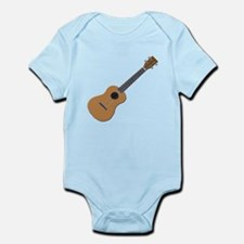 ukulele Infant Bodysuit