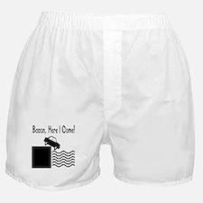 Drive Into Bacon Boxer Shorts