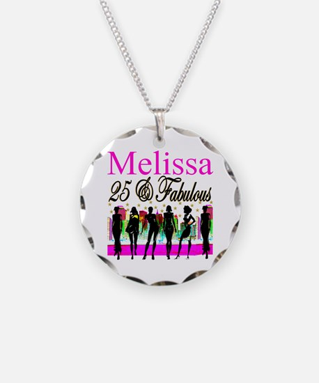 FASHIONABLE 25TH Necklace