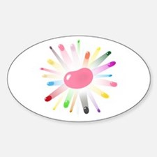 pink jellybean blowout Decal