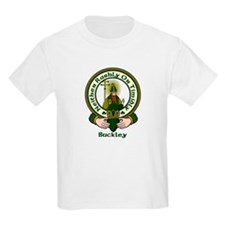 Buckley Clan Motto T-Shirt