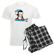 Ice Hockey (5) Pajamas
