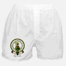 McCabe Clan Motto Boxer Shorts