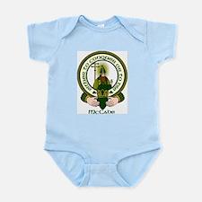 McCabe Clan Motto Infant Bodysuit