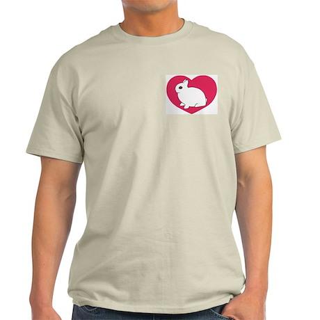 I Love My Dwarf Hotot Light T-Shirt