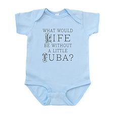 Tuba Quote Life Infant Bodysuit