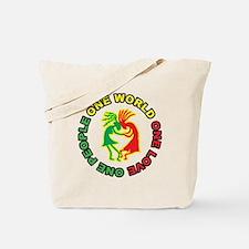 Unique Reggae Tote Bag