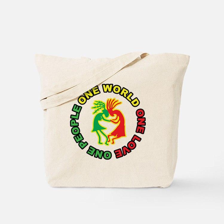 Cute Reggae Tote Bag