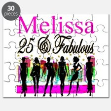 FASHIONABLE 25TH Puzzle