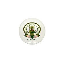 Carroll Clan Motto Mini Button (10 pack)