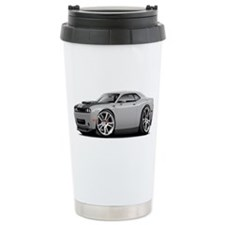 Hurst Challenger Silver Car Travel Mug
