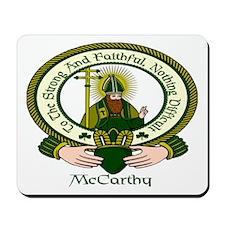 McCarthy Clan Motto Mousepad