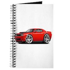 Hurst Challenger Red Car Journal