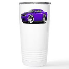 Hurst Challenger Purple Car Travel Mug