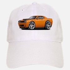 Hurst Challenger Orange Car Baseball Baseball Cap