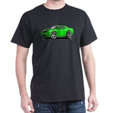 Hurst Challenger Lime Car T-Shirt