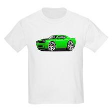 Hurst Challenger Lime Car T-Shirt