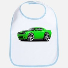 Hurst Challenger Lime Car Bib