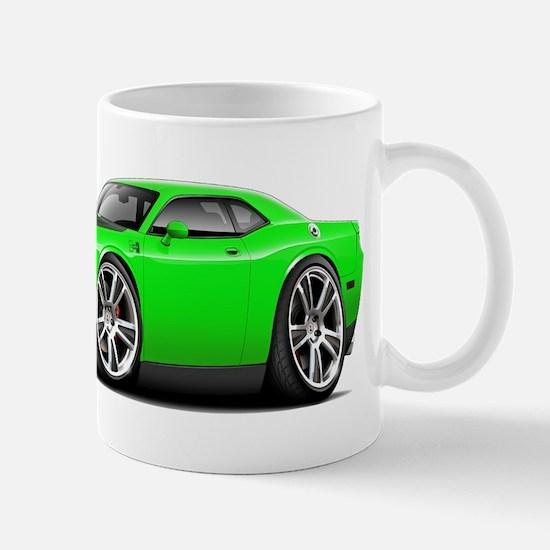 Hurst Challenger Lime Car Mug