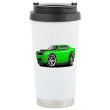 Hurst Challenger Lime Car Travel Mug