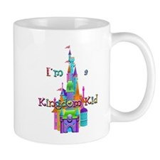 Kingdom Kid w/ Castle Image Mug