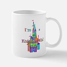 Kingdom Kid w/ Castle Image Mug